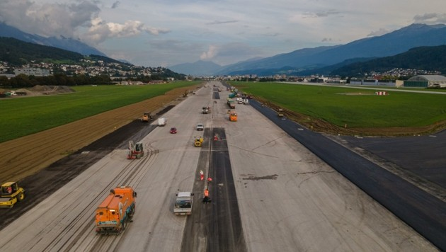 (Bild: Flughafen Innsbruck/Peter Norz)