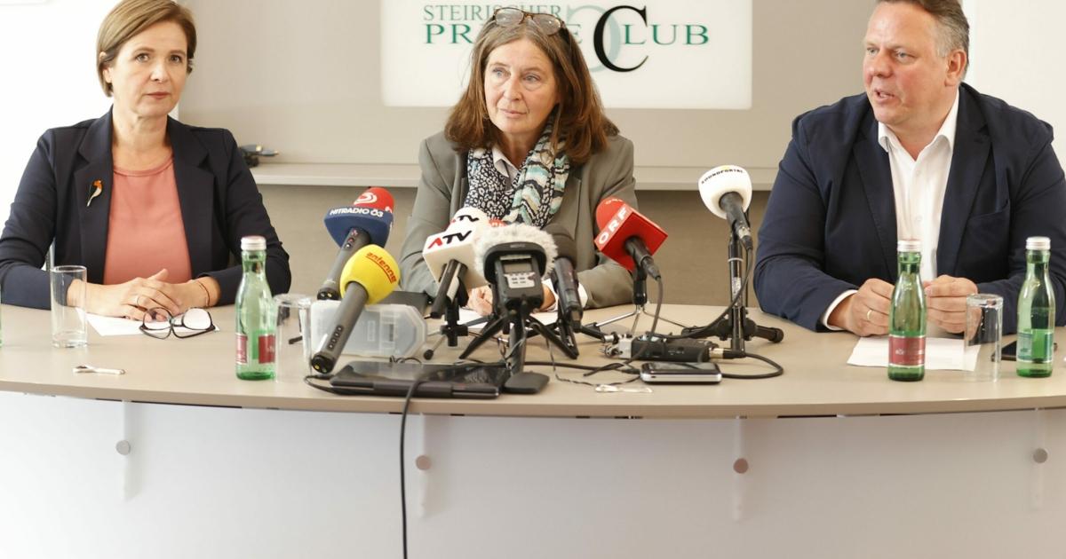Graz: KPÖ, Grüne, SPÖ starten Koalitionsgespräche
