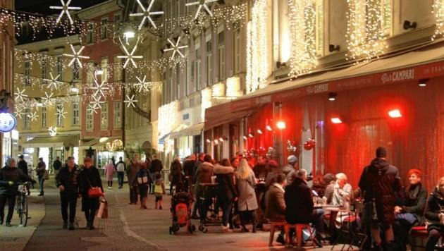 Ein Advent wie früher - das wollen die Tourismusverantwortlichen und viele Einheimische. (Bild: Jauschowetz Christian)