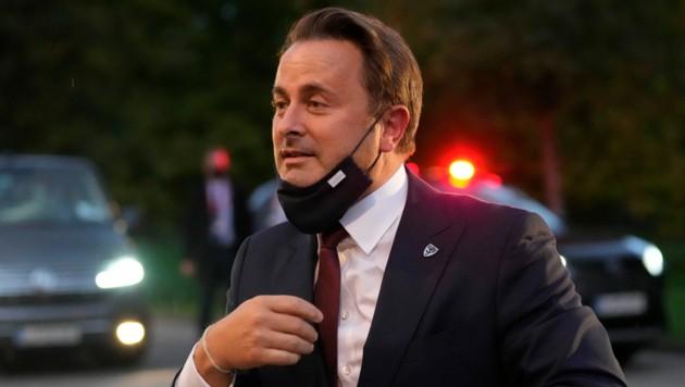 Luxemburgs Premier Xavier Bettel (Bild: The Associated Press)