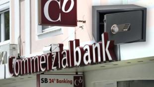 Der Bankskandal zieht weite Kreise. Nun verschwand beschlagnahmtes Geld aus Tresoren (Symbolfoto) in der Polizeidirektion in Eisenstadt. (Bild: APA, stock.adobe.com, Krone KREATIV)