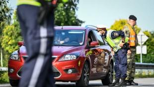 Im Bezirk Braunau drohen neuerliche Ausreisekontrollen (Bild: Alexander Schwarzl)