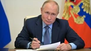 Russlands Präsident Wladimir Putin (Bild: AFP)