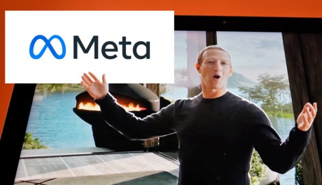 Gründer Mark Zuckerberg will mit der Umbenennung den Konzern stärker aus dem Schatten seiner ursprünglichen und bisher wichtigsten Plattform Facebook führen. (Bild: Krone KREATIV; AP; Facebook)