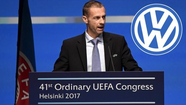 (Bild: AFP/Lehtikuva, VW)