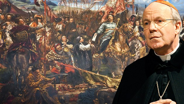 Kardinal Christoph Schönborn (Bild: Nationalmuseum Krakau, APA/Roland Schlager)
