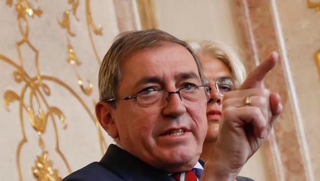 Die Stadt will vom Ex-Bürgermeister und zwei ehemaligen Spitzenbeamten 1,3 Mio. Euro zurück. (Bild: Markus Tschepp)