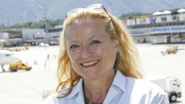 â01EIch schätze Kritikfähigkeit und offene Diskussionâ01C, sagt Bettina Ganghofer über sich selbst. (Bild: Markus Tschepp)