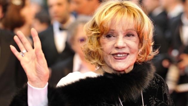 Jeanne Moreau (Bild: AFP)