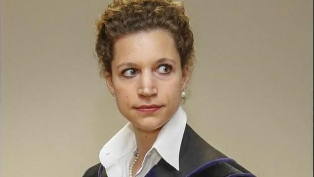 Die Richterin Anna Sophia Geisselhofer fällte in Salzburg das dramatische Urteil. (Bild: Markus Tschepp)