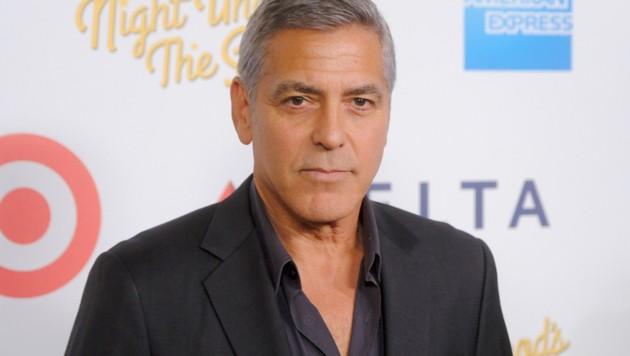 George Clooney (Bild: 2016 Getty Images)