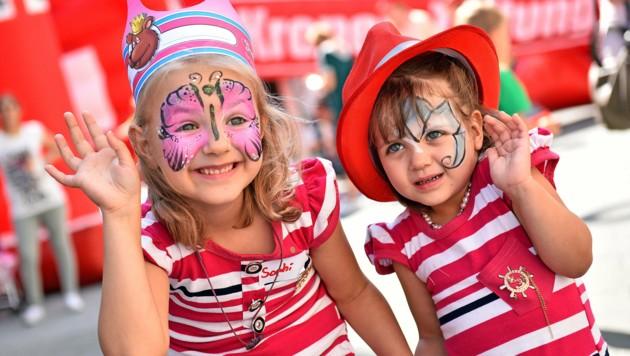 13) Für die ganz Kleinen gibt's Funtasia-Spaß im maxi-kindertreff am Martin-Luther-Platz. (Bild: Markus Wenzel)