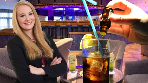 Jungpolitikerin Vanessa Huber wurde auf Gran Canaria in einer Hotelbar betäubt. (Bild: Facebook.com)