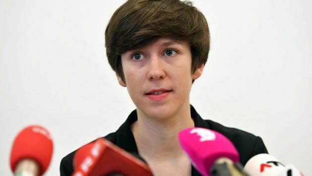 Flora Petrik (Bild: APA/Helmut Fohringer)