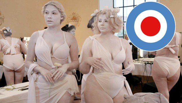 """(Bild: """"Curvy Supermodel"""", immer montags um 20:15 bei RTL II)"""