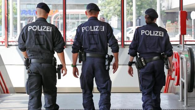 Polizisten sind immer wieder gewalttätigen Angriffen ausgesetzt. (Bild: Klemens Groh)