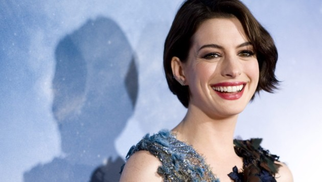 Anne Hathaway (Bild: APA/EPA/STEPHEN CHERNIN)