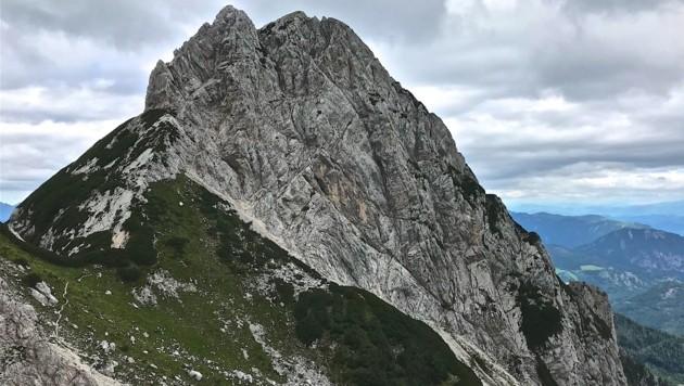 Die 2121 Meter hohe Velika Baba bei Bad Eisenkappel (Bild: Hannes Wallner)