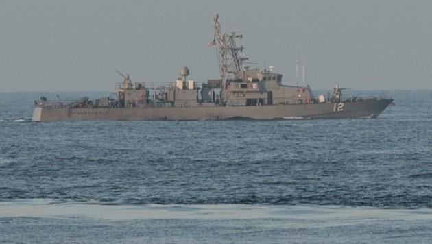 """Die """"Thunderbolt"""" der US-Marine (Bild: EPA)"""