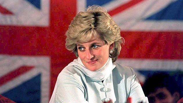 Prinzessin Diana (Bild: APA/dpa, EPA/John Giles/PA)