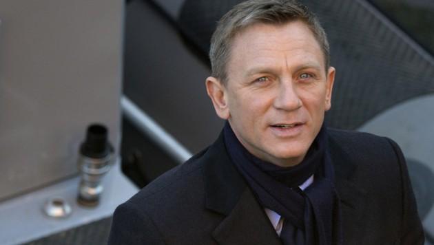 Daniel Craig (Bild: AP)