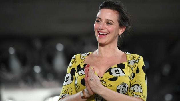 Die österreichische Designerin Lena Hoschek (Bild: APA/dpa-Zentralbild/Britta Pedersen)