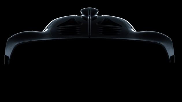 Mercedes-AMG Project One (Bild: Daimler)