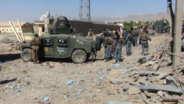Kämpfe in Afghanistan