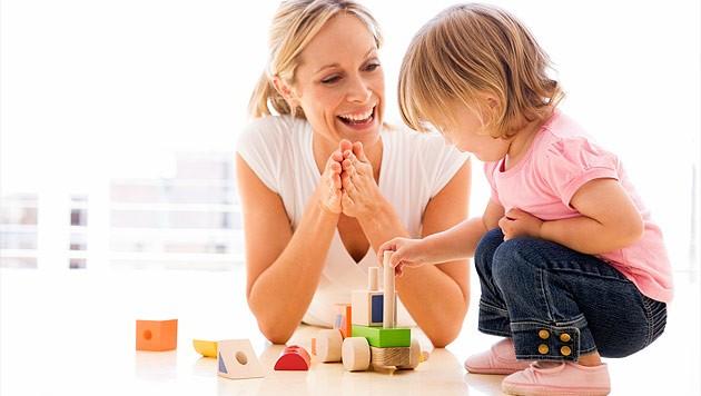 Beim Spielen vergessen Kinder die Zeit. (Bild: thinkstockphotos.de)