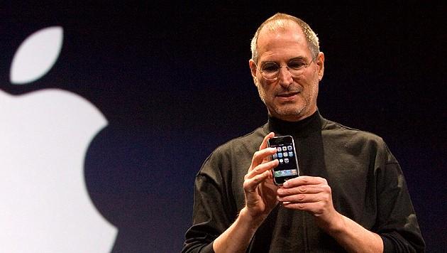 Steve Jobs' Vater wanderte 1952 von Syrien in die USA aus. (Bild: EPA)
