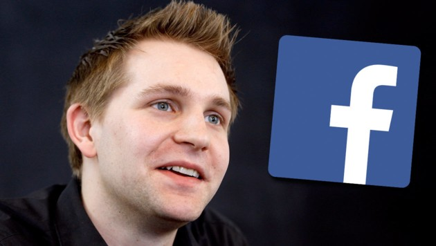Max Schrems (Bild: APA/GEORG HOCHMUTH, Facebook, krone.at-Grafik)