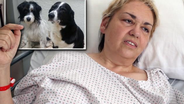Frau hat sex mit ihrem hund