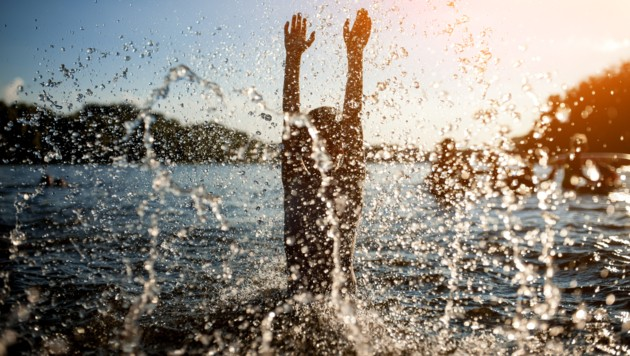 Vor allem die heimischen Seen erfreuen sich im Urlaubssommer 2021 großer Beliebtheit. (Bild: thinkstockphotos.de)