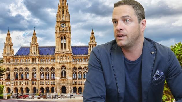 Der ehemalige FPÖ-Klubchef Johann Gudenus (Bild: Peter Tomschi, thinkstockphotos.de)