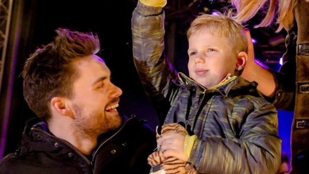 Tijn 2016 bei einem Spenden-Event in Breda (Bild: APA/AFP/ANP/SANDER KONING)