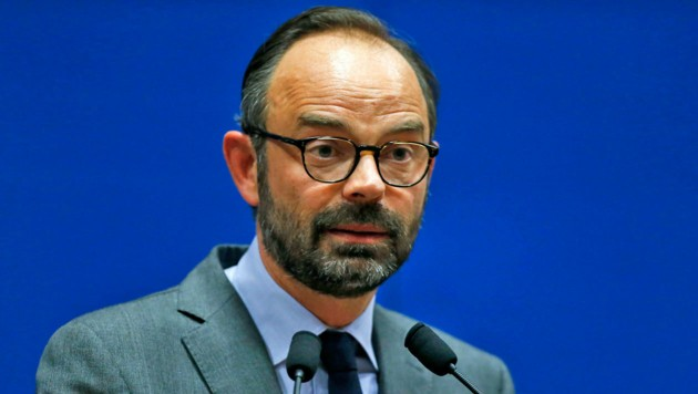 Frankreichs Premier Edouard Philippe