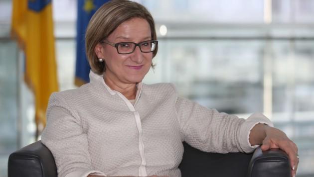 Niederösterreichs Landeshauptfrau Johanna Mikl-Leitner (Bild: Zwefo)