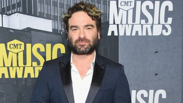 Johnny Galecki (Bild: 2017 Getty Images)