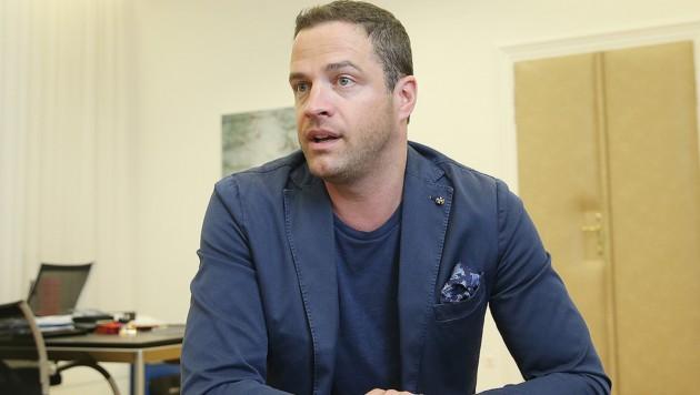 Der ehemalige FPÖ-Klubchef Johann Gudenus (Bild: Peter Tomschi)