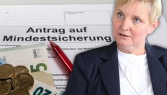 SPÖ-Sozialstadträtin Sandra Frauenberger (Bild: Roland Mühlanger, zwefo)