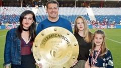 Wäre mit St-Étienne-Unterschrift den Töchtern näher: Oscar (Bild: Andreas Tröster)