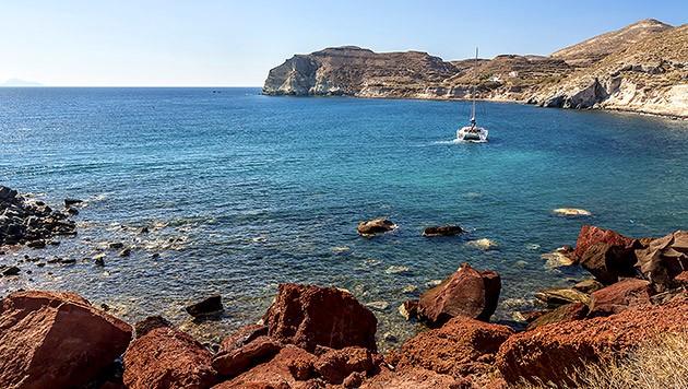 Die Südküste Kretas - seit Jahren die Wahlheimat der nun tot aufgefundenen Österreicherin. (Bild: thinkstockphotos.de)