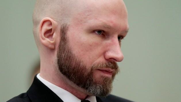 Anders Behring Breivik (Bild: AFP)