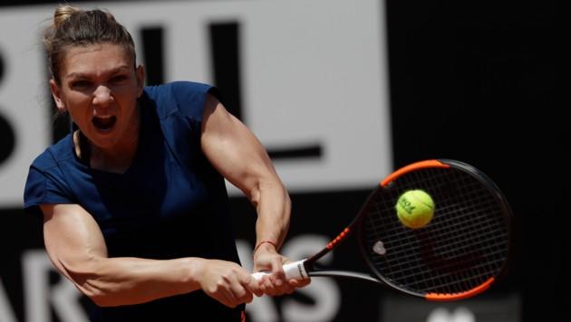Simona Halep (Bild: AP)