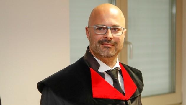 Gregor Adamovic, Oberstaatsanwalt der Wirtschafts- und Korruptionsstaatsanwaltschaft (Bild: MARKUS TSCHEPP)