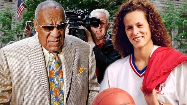 Bill Cosby, Andrea Constand (Bild: AP)