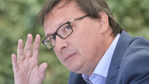 Ex-Verteidigungsminister Norbert Darabos, SPÖ