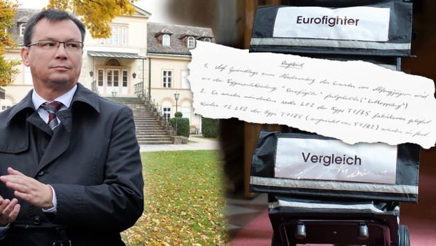 """(Bild: APA/Herbert Neubauer, APA/Georg Hochmuth, """"Krone"""", krone.at)"""