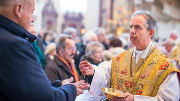 Der neue Weihbischof Hansjörg Hofer (Bild: www.neumayr.cc)
