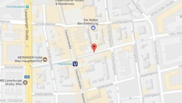 (Bild: Google Maps)